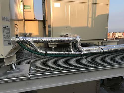 Reparación de instalaciones de climatización